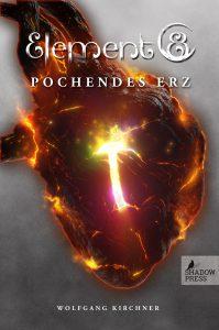 Cover des Fantasybuches Pochendes Erz